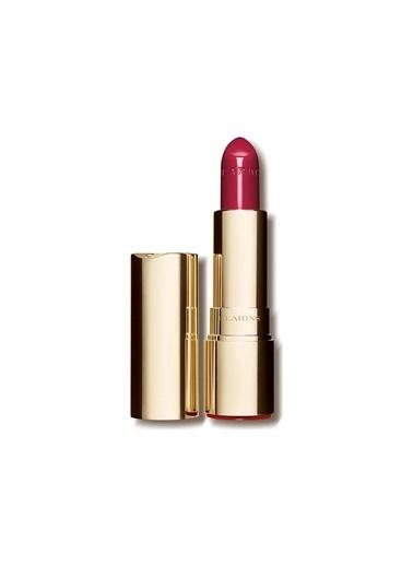 Clarins Clarins Joli Rouge Lipstick 762 Pop Pink Deniz Börülcesi Ve Mango Yağı Içeren Ruj Pembe